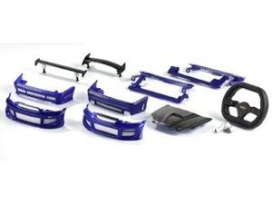 Immagine di Carson X Mods Body Honda Civic Blu