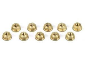 Immagine di Carson XMods 1/28 - Serie dadi ruota Gold (10pz.)