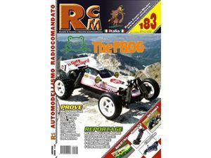 Immagine di Rivista di modellismo RCM Model N. 183 Novembre 2006