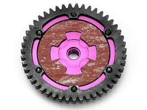 Immagine di Ricambi Savage X - Set corona centrale in metallo 52T