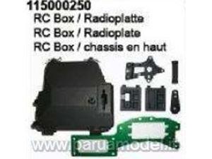 Immagine di Ricambi Ansmann - RC box / scatola ricevante + piastra radio