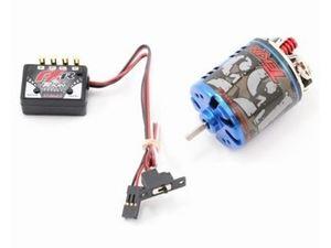 Immagine di Tekin - Regolatore FXR ESC CRAWLER COMBO - 55TPRO MOTOR TT2101