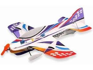 Immagine di Micro aereo parkflyer TECHONE MINI PIAGET EPP MICRO 3D CARBON