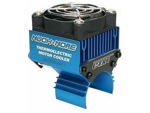 Immagine di Robitronic - CTX-T Thermoelectric motor cooler Blue