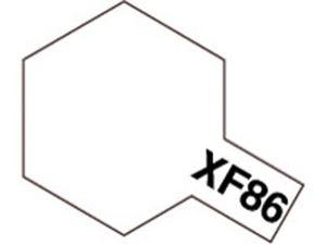 Immagine di Tamiya - Vernice acrilica opaca  XF86 Flat Clear 10 ml