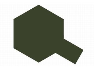 Immagine di Tamiya - Vernice acrilica lucida XF81  dark green 10 ml