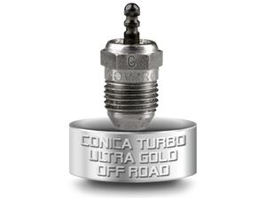 Immagine di NOVAROSSI - Candela 5 Conica Turbo Gold - Off Road