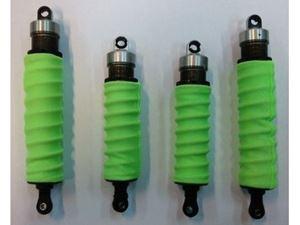 Immagine di Copri ammortizzatori off road 1/8 universale in tessuto elastico (Verde)
