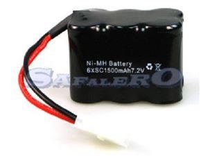 Immagine di Ricambi ROCKFIGHTER CRAWLER - E040 Pacco Batterie 1500MAH NiMH