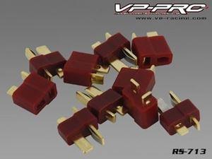 Immagine di VP-Pro -  Connettori  Deans per batterie modellismo