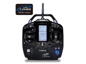 Immagine di Futaba - Radiocomando TX 4GRS  RX R304SB Telemetry (2.4GHz T-FHSS)