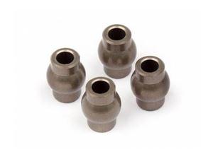 Immagine di Hot Bodies - Sfere in Alluminio 6.8x9x3MM (Pz.4) 110112
