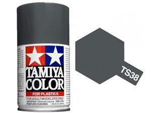 Immagine di Tamiya - Smalto spray TS-38 Gun Metal 100 ml